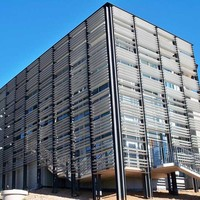 Flinders University Louvres image