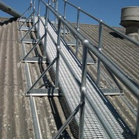 Roof Access & Safety Systems - Sloping Roof image